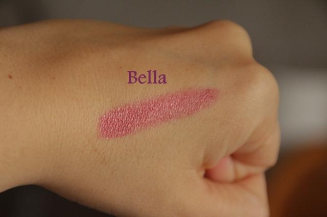 cherrycrusgcosmetics, bella, twilight, organic lipstick